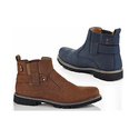 Solo Men's Suede Chukka Boots