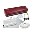 FoodSaver Compact Vacuum Sealer with Expanded Starter Kit (37-Piece)