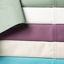 600TC 100% Cotton Solid Sheet Set