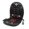 Wagan Infra Heat Massage Automotive Seat Cushion