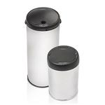 Modernhome 不锈钢感应垃圾桶2个装