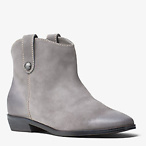Ashton Suede Ankle Boot