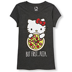Girl's Short Sleeve Tee