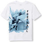 Boy's Graphic Tee