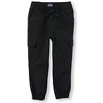 Boys Cargo Jogger Pants