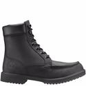 男款黑色6英寸防水靴