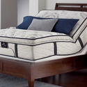 Serta Welstead Super Pillowtop Mattress Set