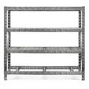 Gladiator Premium Welded Steel Rack Shelving Unit