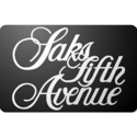 Saks Fifth Ave $150 Pre-Owned Paper Gift Card
