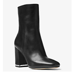 Ursula Leather Ankle Boot