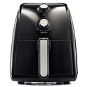 BELLA 14538 1500W Electric Hot Air Fryer with Removable Dishwasher Safe Basket