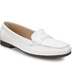 女士全皮平底鞋