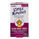 Little Remedies Noses Saline Spray/Drops