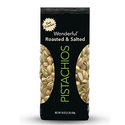 Wonderful Pistachios Roasted and Salted 16-oz Bag