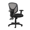 Realspace MFTC 200 Multifunction Ergonomic Super Task Chair