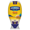 Hellmann's Real Mayonnaise Squeeze 20 Ounce - Pack of 3