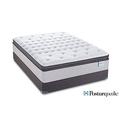 Sealy Posturepedic Cushion Firm or Cushion Firm Euro Pillow-Top Mattress Set
