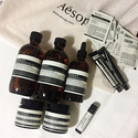 Spring: Aesop 20% OFF with Any Skincare Products