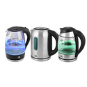 Kalorik Electric Kettles with Colored LED Lights
