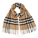 Jomashop: Burberry Classic Cashmere Check Scarf on Sale