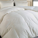Naples 700-Thread-Count White Cotton Down-Alternative Comforter
