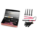 8-Piece Flat Iron and Curling Iron Set