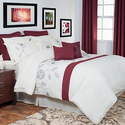 13- or 14-Piece Oversized Embroidered Comforter Sets