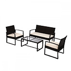 FDW Outdoor Patio Sofa Set