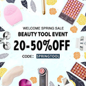 iMomoko: Up to 50% OFF Select Beauty Tools