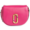 Marc Jacobs Kiki Leather Crossbody Bag