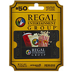 $50 Regal Gift Card