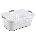 Hip Hold Plastci Laundry Basket