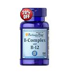 复合维生素B 含B12