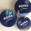 Nivea Limited Edition Bedtime Fairytale Story Tins Four