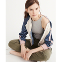A&F: Up to 50% OFF Bomber Jackets