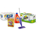 Target: Up to 15% OFF Household Essentials + $15 OFF $50