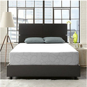 PuraSleep SynerGel Luxury Cool Comfort Memory Foam Mattress