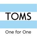 TOMS: 最高可享4.5折优惠