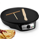 NutriChef  Electric Crepe Maker Griddle