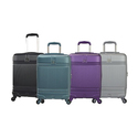 Travelers Club Accent Hard-Sided Expandable Carry-On Spinner
