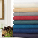Exquisite Hotel 100% Flannel Cotton Sheet Set (4-Piece)