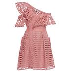 Ruffled Off The Shoulder Dress