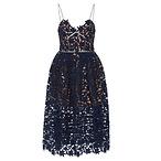 Azalea Sweetheart Midi Dress