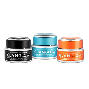 Glam Glow: Two Complimentary Samples with Every Order