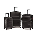 Samsonite Omni Polycarbonate Hardside Spinner Luggage Set (3-Piece)