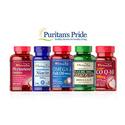 Puritan's Pride: 精选热卖保健品可享买2送4优惠 + 额外15% OFF