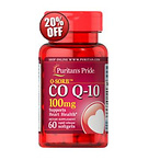 6瓶辅酶COQ10 胶囊