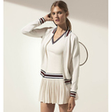 Tory Burch: V-neck Sweaters Up to 70% OFF