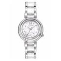 Citizen Women's Sunrise Diamond Bezel and Dial Bracelet Watch