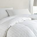 400TC Tuxedo Stripe Down Comforter